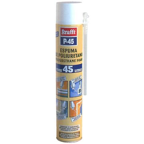 Espuma Poliuret C45 - KRAFFT - 50105 - 750 ML