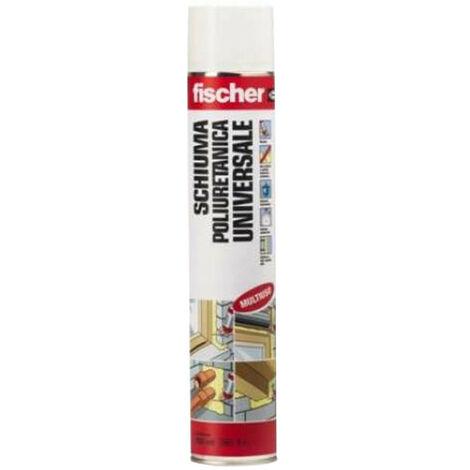Espuma poliuretana Fischer 1K manual de 750 ml 00009285
