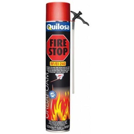 Espuma Poliuretano Canula 750 Ml Ress.Fuego Orbaf.Fire Stop Quilos