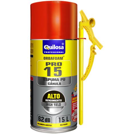 Espuma Poliuretano Canula Pro15 300 Ml - QUILOSA - T033159