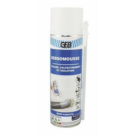 Espuma poliuretano Gebsomousse - GEB : 813266