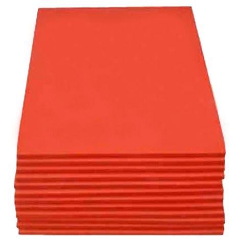 Espuma siliconada para planchas o prensas