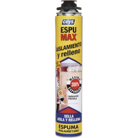 ESPUMAX AISLAR Y RELLENAR PISTOLA 750ML