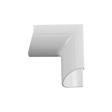 Esquina trunking int. Chacón D-Line 30x15mm Blanco - 2 piezas