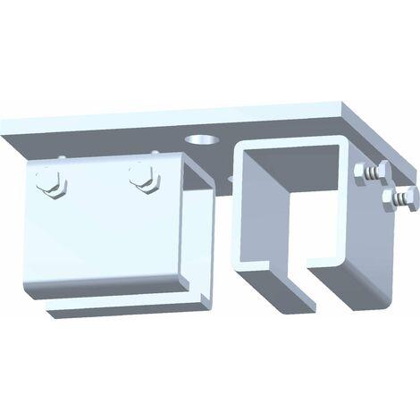 Esquinera rail soporte de enlace de techo Cepro Sistema de Riel
