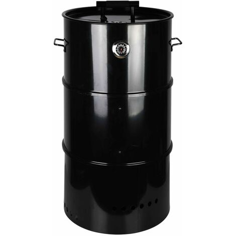 Esschert Design Barrel BBQ Smoker L FF429