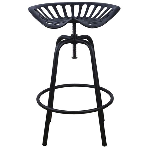 Peachy Esschert Design Barstool Tractor Black Ih031 Gmtry Best Dining Table And Chair Ideas Images Gmtryco
