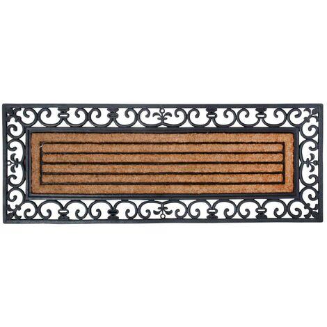 Esschert Design Doormat Rubber 120x45 cm RB109