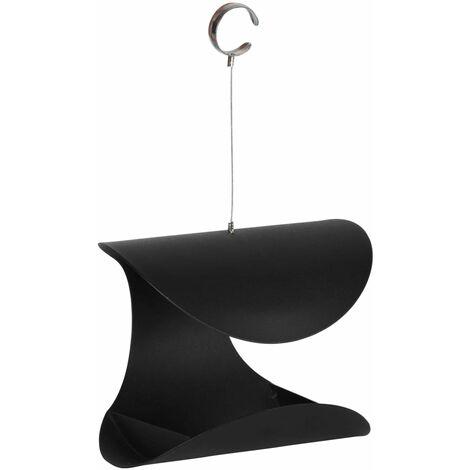 Esschert Design Hanging Bird Feeder Black L FB438