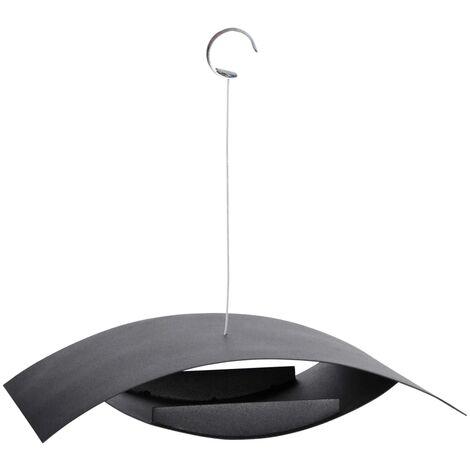 Esschert Design Hanging Bird Feeder Black S FB437