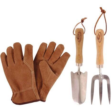 Esschert Design Jeu d\'outils de jardinage GT41