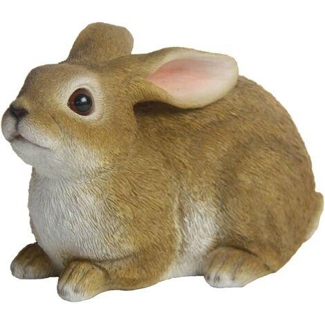 Esschert Design Rabbit 15,4x15,4x18,5 cm