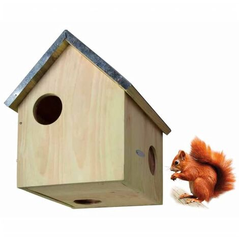 Esschert Design Squirrel House WA10