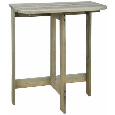Esschert Design Table murale rabattable NG66
