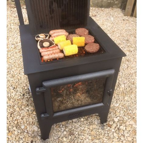 Esse Garden Stove And Outdoor Grill