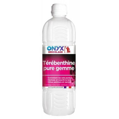 Essence de térébenthine pure bidon de 5 litres