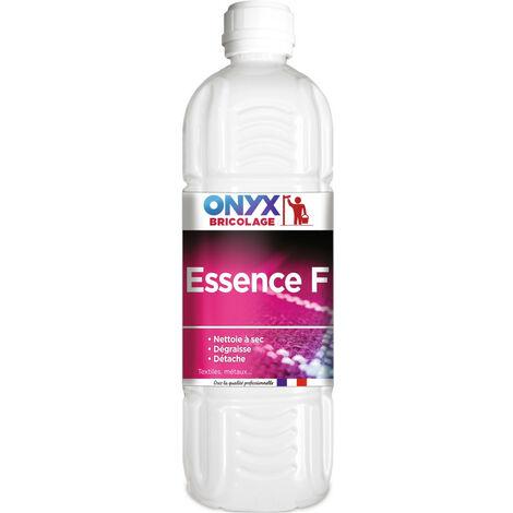 Essence minérale F bouteille 1 litre - ONYX