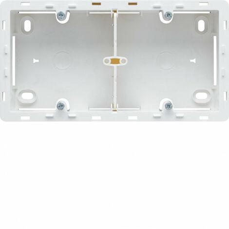 Essensya boîte 2 postes pour montage en saillie (WE682)