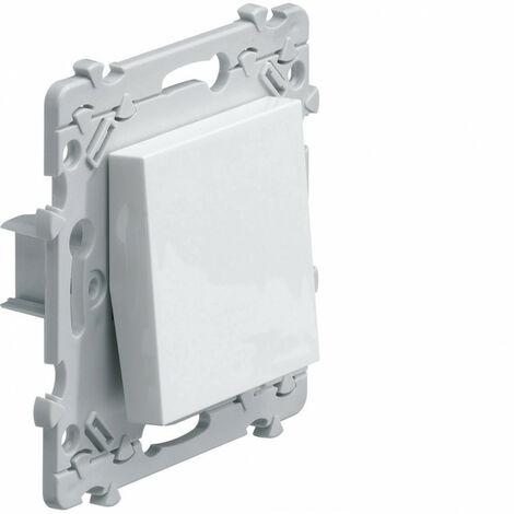 Essensya Lot de 50 interrupteurs va-et-vient 10A (WE00150)