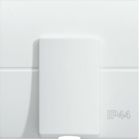 Essensya sortie de câble étanche blanc (WE154)