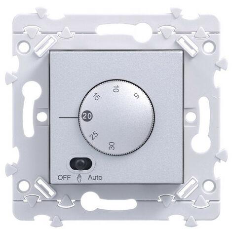 essensya Thermostat fil pilote Titane (WE314T)