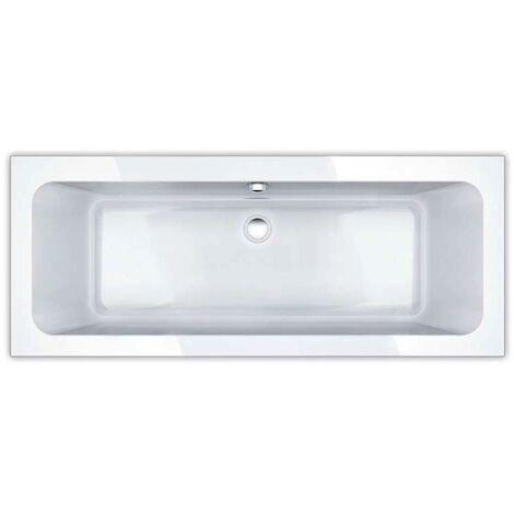 Essential Islington Acrylic Double Ended Bath