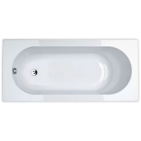 Essential Kingston Acrylic Single Ended Bath