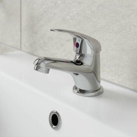 Essentials Basin Mixer Tap