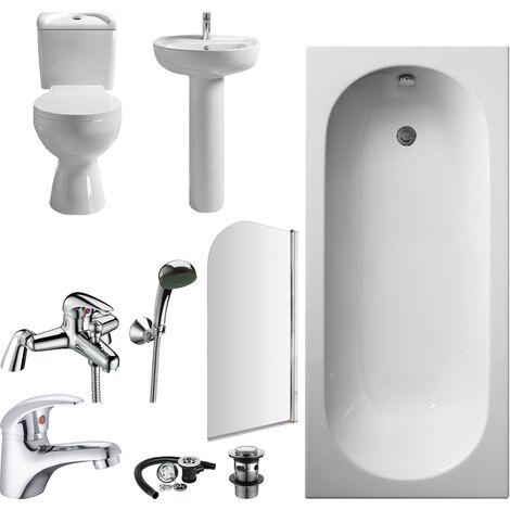 Essentials Extra Bathroom Suite