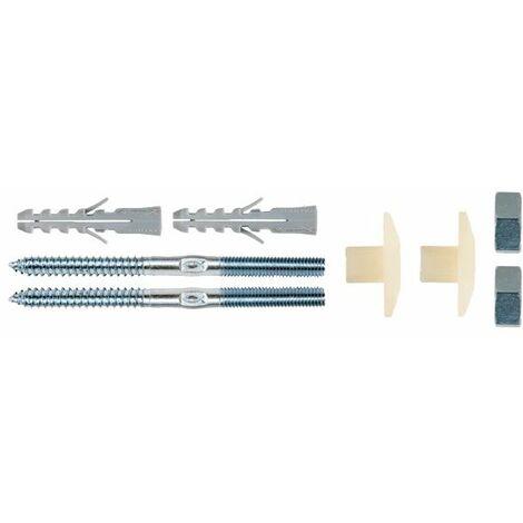 Essentials Wash Basin Wall Fixing Kit