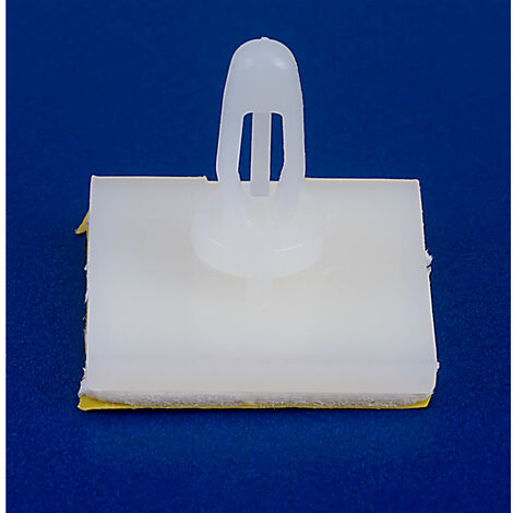 Essentra LCBSB-4-01A-RT Locking Circuit Board Support On Base - Pack of 25
