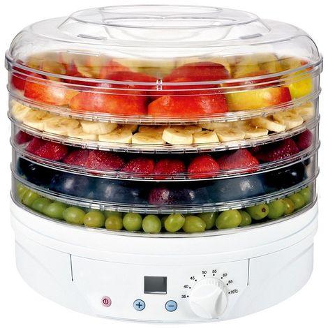 Essiccatore Disidratatore Digitale Frutta E Verdura Essiccatoio Reber Artus