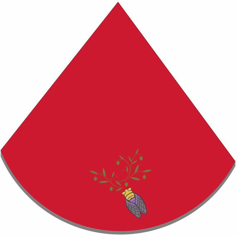 Eponge (0) 60cm Cigale Rouge - ACCESS DECO