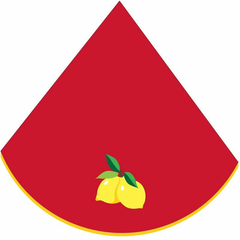 Eponge (0) 60cm Lemon Rouge - ACCESS DECO