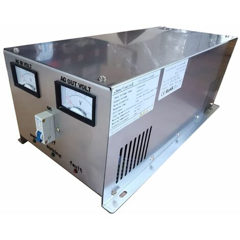 Estabilizador de Voltaje AC 3000VA