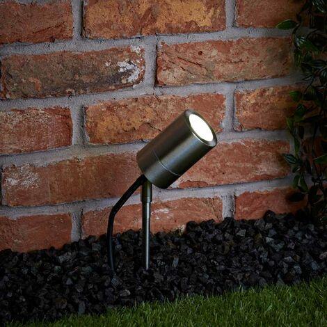 Estaca de Jardín Le Mans Biard Iluminación para Jardín y Exterior de Acero Inoxidable