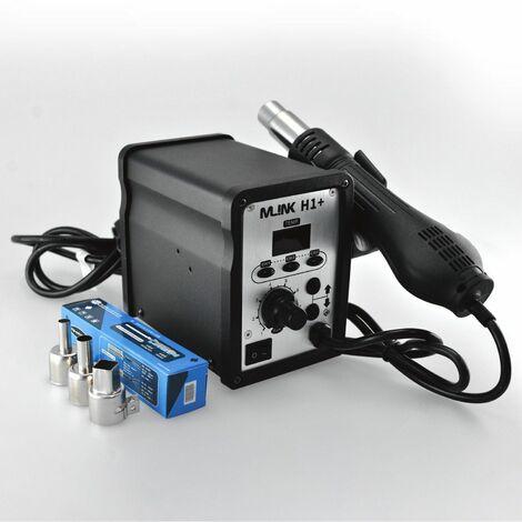 Estación de soldadura Aire Caliente MLINK H1+ control digital y memorias