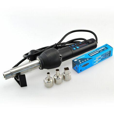 Estación de soldadura portatil Aire Caliente MLINK H0 control digital