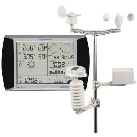 Estación meteorológica PCE-FWS 20