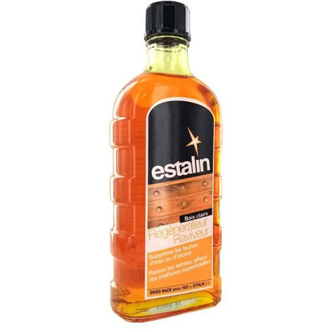 ESTALIN wood regenerator - Light wood - 125ml