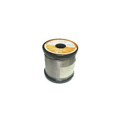 ESTAÑO TRIMETAL Carrete De 250gr 1mm. 60/38/2 MBO