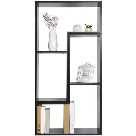 Estante de madera multifuncional del almacenamiento del armario de TV del estante para libros