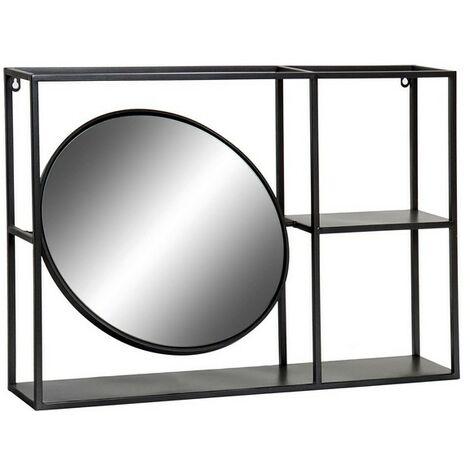 Estantería Dekodonia Metal Espejo (70 X 13 X 50 Cm)