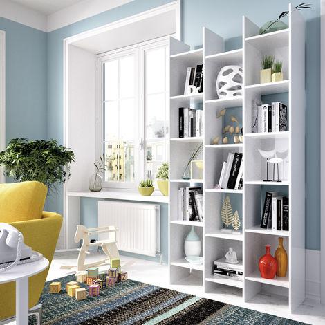 Estanteria Librería Salon Fondo especial de 29cm