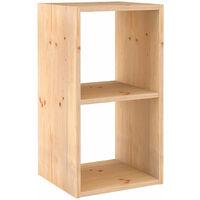 Estantería modular 2 cubos DINAMIC