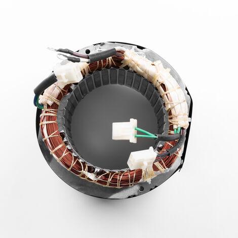 Estator generador gasolina trifasico 8,2kw l=215mm d.ex= 190mm d.int= 120mm