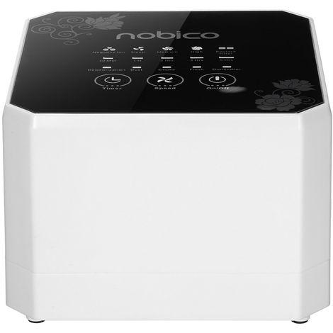 Esterilizador de purificador de aire portatil, generador de iones negativos de escritorio, AC110V ~ 240V