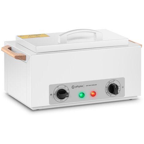 Esterilizador Por Aire Caliente 1,5 L Manicura Pedicura Cosmética 50-200 °C 300W