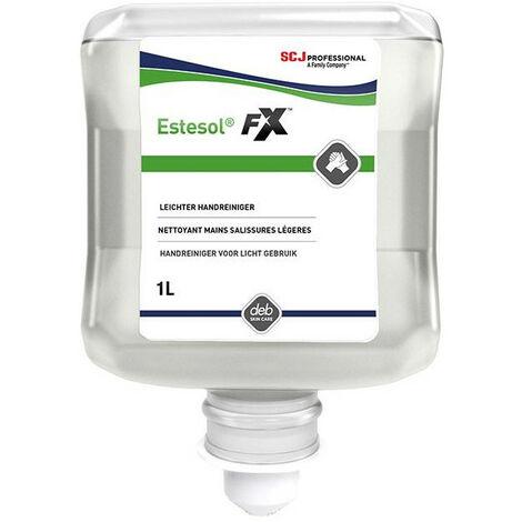 Estesol FX PURE 1 L Nettoyant main salissures légčres (Par 6)