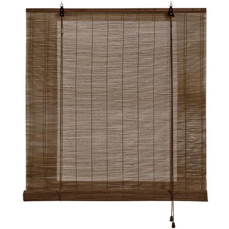 Estor de Bambú, estor enrollable de bambú natural